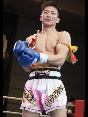 広島中区キックボクシングジム HADES WORK OUT GYM(ハーデスワークアウトジム):【迫井 涼】