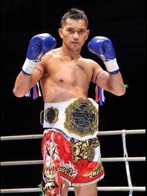 広島中区キックボクシングジム HADES WORK OUT GYM(ハーデスワークアウトジム):【チューチャイポーチョンローソン】