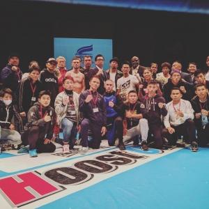広島中区キックボクシングジム HADES WORK OUT GYM(ハーデスワークアウトジム) 最新情報:2019/12/16「広島キックボクシングハーデスジム体験」