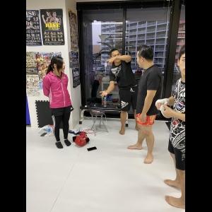 広島中区キックボクシングジム HADES WORK OUT GYM(ハーデスワークアウトジム) 最新情報:2020/01/14「広島キックボクシングハーデスジム体験」