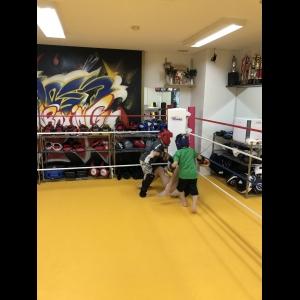 広島中区キックボクシングジム HADES WORK OUT GYM(ハーデスワークアウトジム) 最新情報:2018/03/01「ハーデスチビっ子」