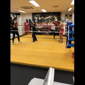広島中区キックボクシングジム HADES WORK OUT GYM(ハーデスワークアウトジム) 最新情報:2018/02/01「女性の会員さん」
