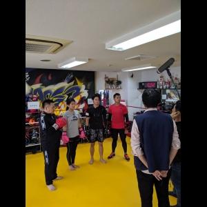 広島中区キックボクシングジム HADES WORK OUT GYM(ハーデスワークアウトジム) 最新情報:2019/11/06「広島キックボクシングハーデスジム体験」