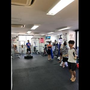 広島中区キックボクシングジム HADES WORK OUT GYM(ハーデスワークアウトジム) 最新情報:2018/08/04「広島ハーデスジム」