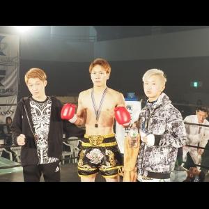 広島中区キックボクシングジム HADES WORK OUT GYM(ハーデスワークアウトジム) 最新情報:2018/01/23「1/21 ハーデスジム試合結果!!」