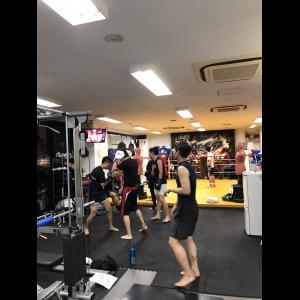 広島中区キックボクシングジム HADES WORK OUT GYM(ハーデスワークアウトジム) 最新情報:2018/07/10「広島キックボクシング   梅雨明け」