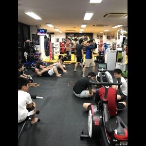 広島中区キックボクシングジム HADES WORK OUT GYM(ハーデスワークアウトジム) 最新情報:2019/05/22「広島キックボクシングハーデスジム」
