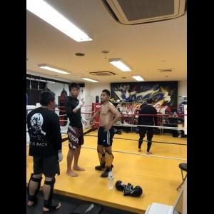 広島中区キックボクシングジム HADES WORK OUT GYM(ハーデスワークアウトジム) 最新情報:2018/02/02「今日の練習」