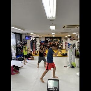 広島中区キックボクシングジム HADES WORK OUT GYM(ハーデスワークアウトジム) 最新情報:2020/09/07「広島キックボクシングハーデスジム体験」