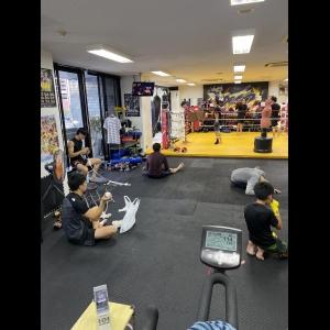 広島中区キックボクシングジム HADES WORK OUT GYM(ハーデスワークアウトジム) 最新情報:2019/09/26「広島キックボクシングハーデスジム体験」