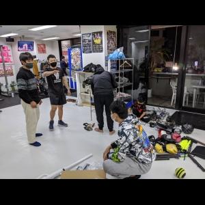広島中区キックボクシングジム HADES WORK OUT GYM(ハーデスワークアウトジム) 最新情報:2020/12/28「広島キックボクシングハーデスジム体験」