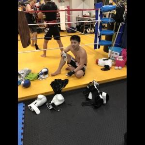 広島中区キックボクシングジム HADES WORK OUT GYM(ハーデスワークアウトジム) 最新情報:2018/01/15「ワン」