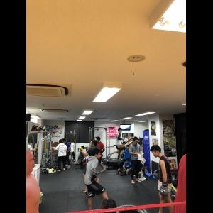 広島中区キックボクシングジム HADES WORK OUT GYM(ハーデスワークアウトジム) 最新情報:2018/10/24「広島キックボクシングハーデスジム」