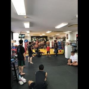 広島中区キックボクシングジム HADES WORK OUT GYM(ハーデスワークアウトジム) 最新情報:2018/07/25「広島キックボクシングハーデスジム」
