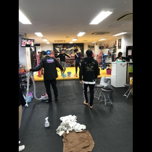 広島中区キックボクシングジム HADES WORK OUT GYM(ハーデスワークアウトジム) 最新情報:2018/12/30「広島キックボクシング」