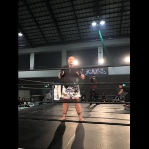 広島中区キックボクシングジム HADES WORK OUT GYM(ハーデスワークアウトジム) 最新情報:2018/01/21「藤山選手」