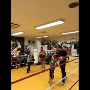 広島中区キックボクシングジム HADES WORK OUT GYM(ハーデスワークアウトジム) 最新情報:2018/02/06「今日のキッズたち」