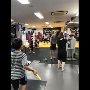 広島中区キックボクシングジム HADES WORK OUT GYM(ハーデスワークアウトジム) 最新情報:2018/05/31「今日のハーデスジム」