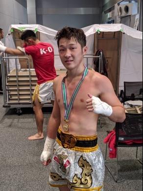広島中区キックボクシングジム HADES WORK OUT GYM(ハーデスワークアウトジム):キックボクシングトレーナー【黒田直也 (クロダナオヤ) 】