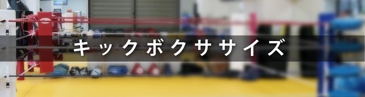 広島中区キックボクシングジム HADES WORK OUT GYM(ハーデスワークアウトジム):コース キックボクササイズ